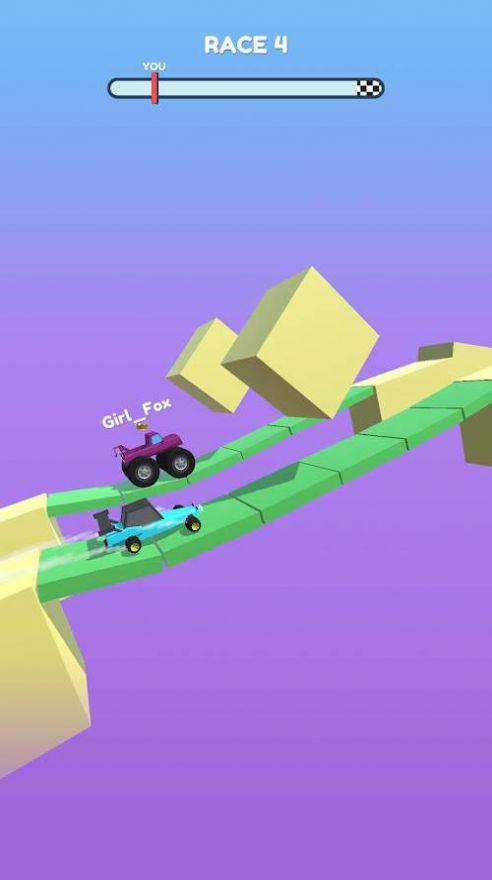轮子飞了游戏截图3