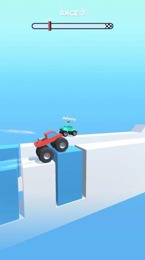 轮子飞了游戏截图2