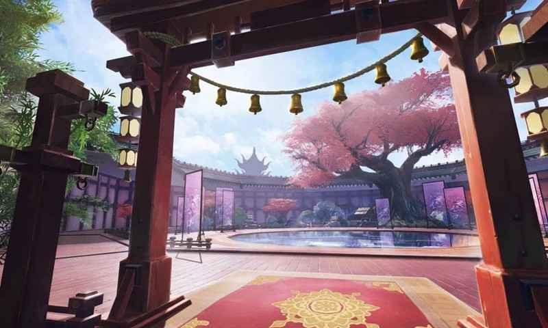 锦绣江湖手游九游版截图3