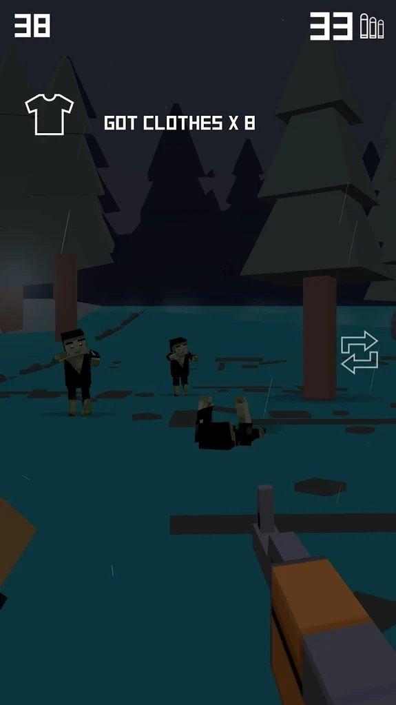 僵尸幸存者行尸走肉的森林截图3