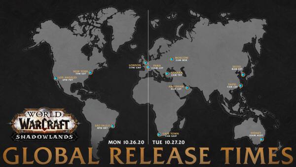 《魔兽世界》新地图即将上线
