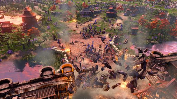 玩《帝国时代3:决定版》需要什么配置
