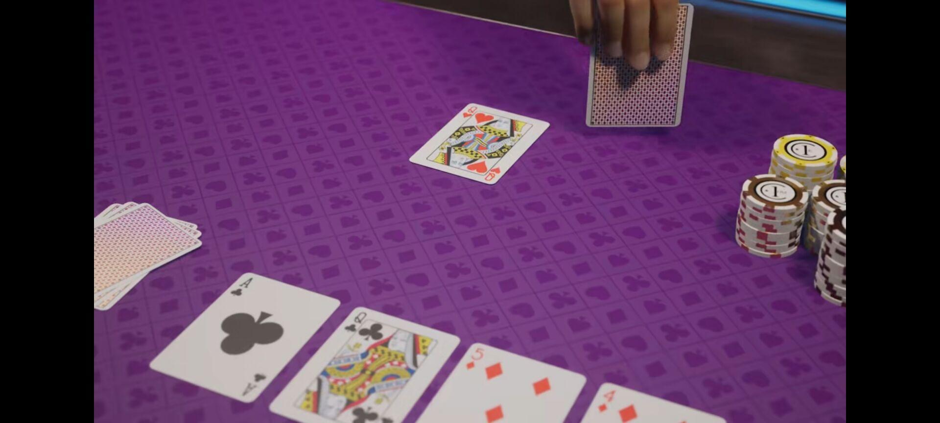 《扑克俱乐部》发售时间