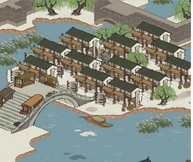 江南百景图苏州初期建设方法一览