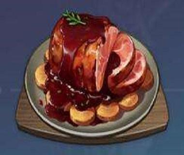原神蜜酱胡萝卜煎肉制作攻略