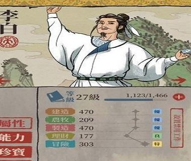 江南百景图探险角色排行榜一览