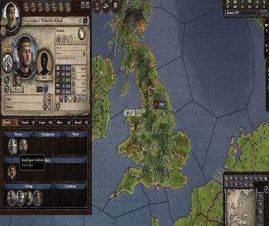 十字军之王3继承人只分封不分裂攻略