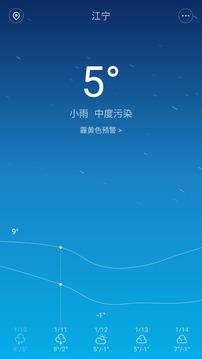 miui天气截图3