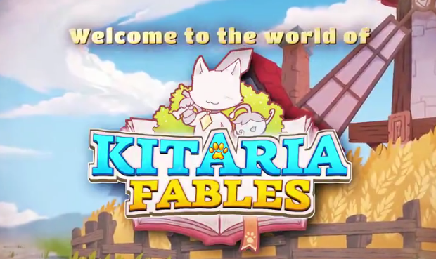 《Kitaria Fables》预计在2021年发售