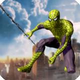 飞蜘蛛超级英雄救援