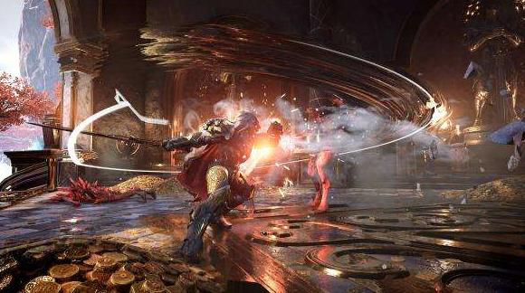 《众神陨落》公布了最新真机演示视频 详细展示游戏玩法