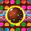 可爱的糖果爆炸