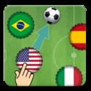 像素指尖足球游戏