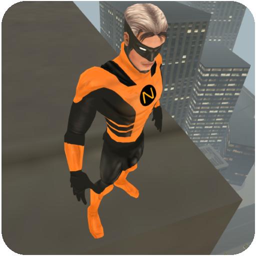 超级英雄机器人游戏