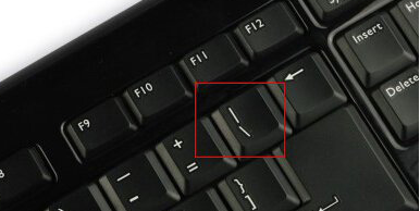 键盘上顿号是哪个键怎么按
