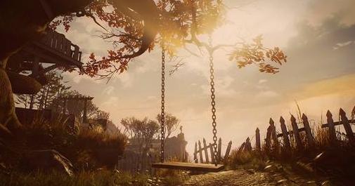 艾迪芬奇的记忆怎么从秋千上下来