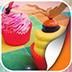 甜甜蛋糕动态壁纸 v1.0