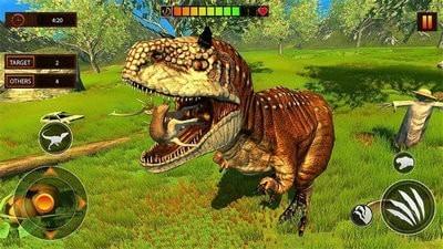 恐龙猎人野外生存截图2