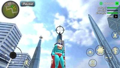 超人绳索英雄截图4