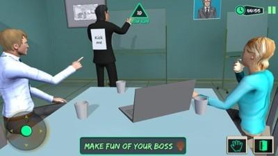 恶搞老板模拟器中文版截图1