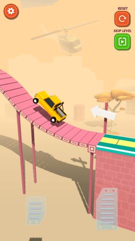 疯狂汽车闯关3D截图2
