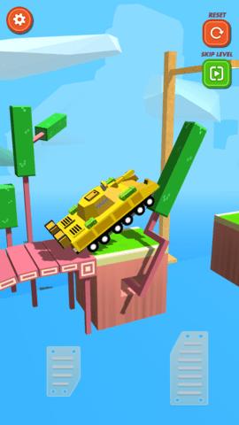 疯狂汽车闯关3D截图3