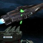 太空炮塔防御点