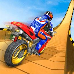狂飙摩托车游戏
