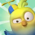 小黄鸭赛跑