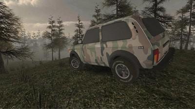 森林越野模拟截图4