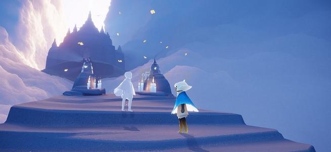 光遇1月10日季节蜡烛位置