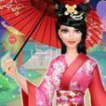 中国娃娃化妆