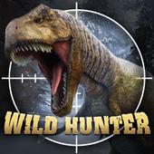 野生恐龙狩猎活动